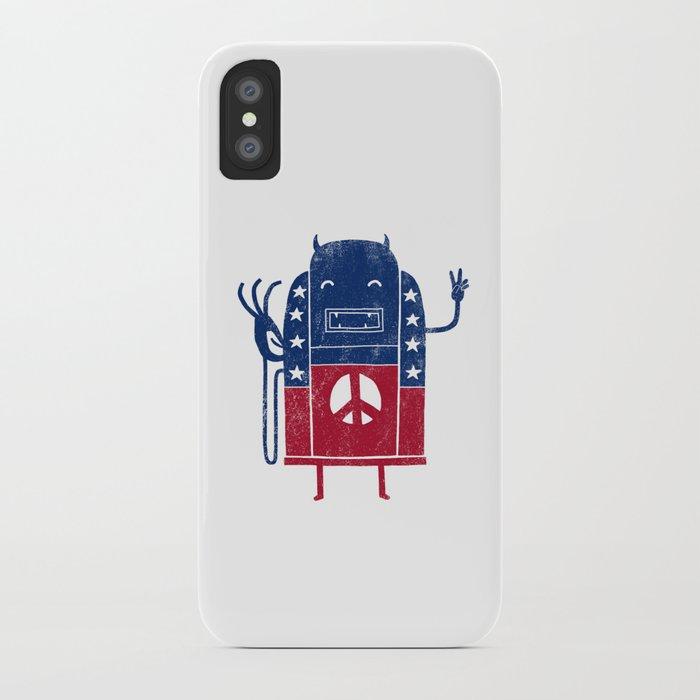 Demon-Crazy iPhone Case