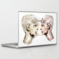 psychology Laptop & iPad Skins featuring Love is all ! by teddynash