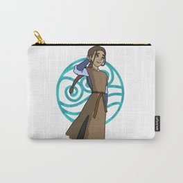 BEAUTIFUL ART OF KATARA FROM THE WATER TRIBE Carry-All Pouch