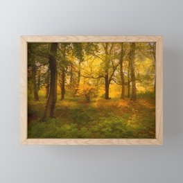 Autumn Glory Framed Mini Art Print