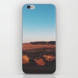 Desert Tranquility iPhone Skin
