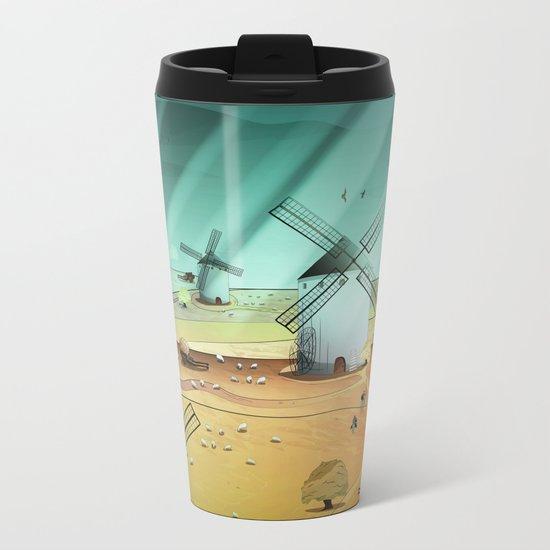 Glorious Days Metal Travel Mug