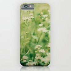 Dreams of Summer Flowers iPhone 6s Slim Case