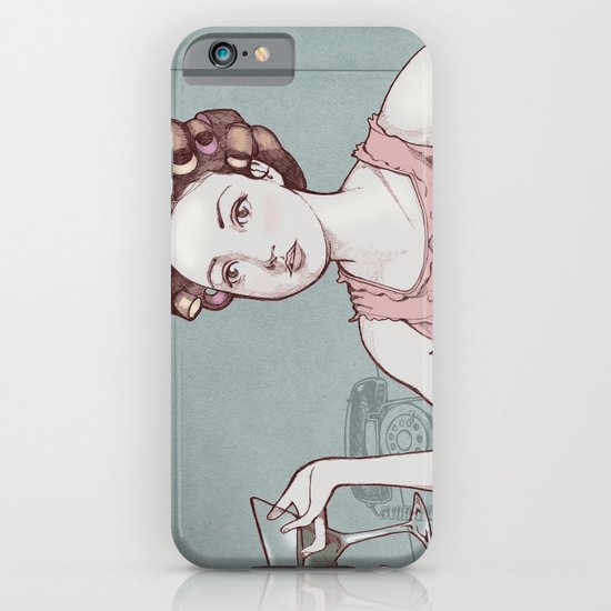 The Housewife  iPhone & iPod Case