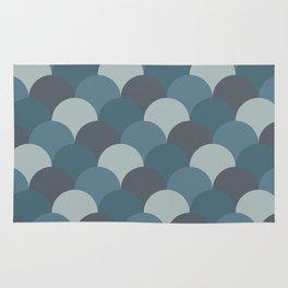 Blueprint Pattern N2 Rug
