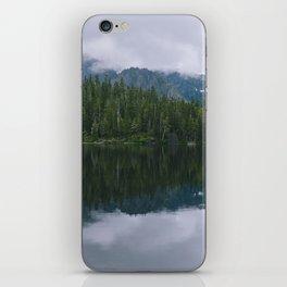 Mildred Lake Pano iPhone Skin