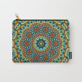 Bohemian Mandala Carry-All Pouch