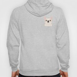 Frenchie - Cream Hoody