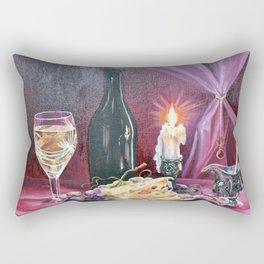 Still life # 25 Rectangular Pillow
