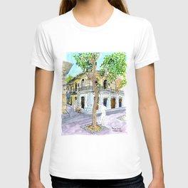 View from Parque Cristo, Habana Vieja, Cuba T-shirt