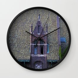 Old West End Mary Manse College Auditorium aka Lois Nelson Theater III Wall Clock