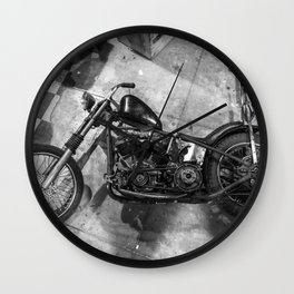 Chases Knucklehead Wall Clock