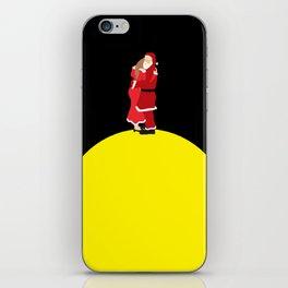 Christmas Moon iPhone Skin