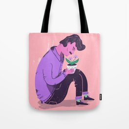 New plant Tote Bag