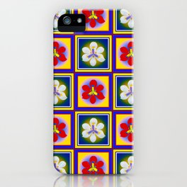 Spanish Tiles - A iPhone Case