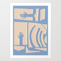 Offcut Art Print