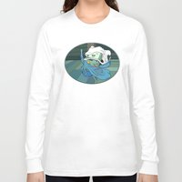 bmo Long Sleeve T-shirts featuring BMO by RbMachado