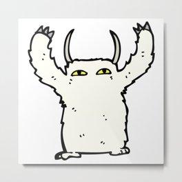 abominable douglas Metal Print