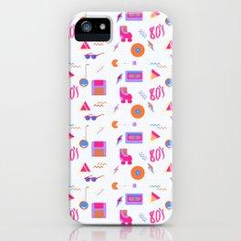80's iPhone Case