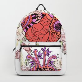 Anatomy of the heart Backpack