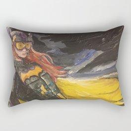 GCPD BATGIRL Rectangular Pillow