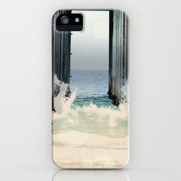 Boardwalk 2 iPhone Case