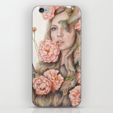 Flop or Flower iPhone & iPod Skin