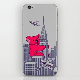 Koala Kong iPhone Skin