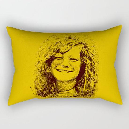 27 Club - Joplin Rectangular Pillow