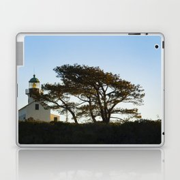 Sunset at the Lighthouse Laptop & iPad Skin