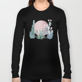 Desert Sunset by Nature Magick Long Sleeve T-shirt
