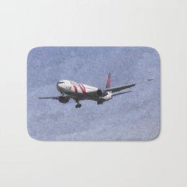Delta Airlines Boeing 767 Bath Mat