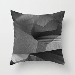 Soundscape 2 Throw Pillow