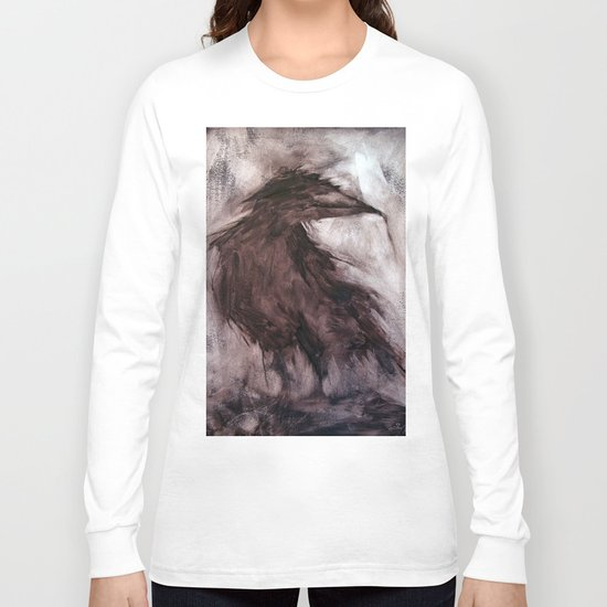 Strange Mind Long Sleeve T-shirt