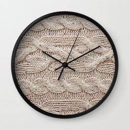 sweater Wall Clock