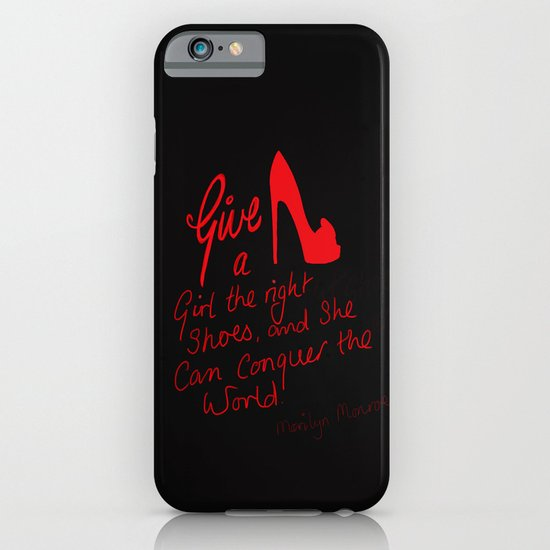 Shoes iPhone & iPod Case