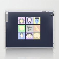 The Addams Family  Laptop & iPad Skin