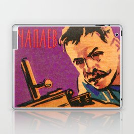 "Old Soviet Film Poster ""Chapaev"" Laptop & iPad Skin"