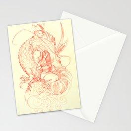 Mulan Stationery Cards