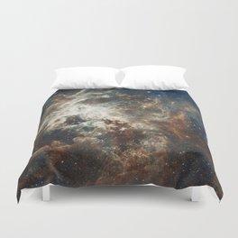 In the Heart of the Tarantula Nebula Duvet Cover