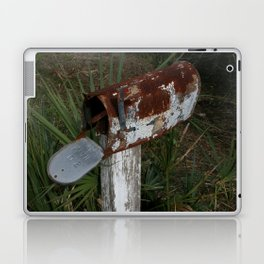 Rusty Mailbox DPG160301a Laptop & iPad Skin