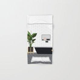 A minimal bathroom Hand & Bath Towel