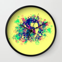 Jim Carrey Wall Clock