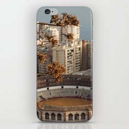 Arena iPhone Skin