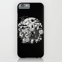 Filling Your Dreams to the Brim with Fright iPhone 6 Slim Case