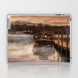 Lakeland Mist Laptop & iPad Skin