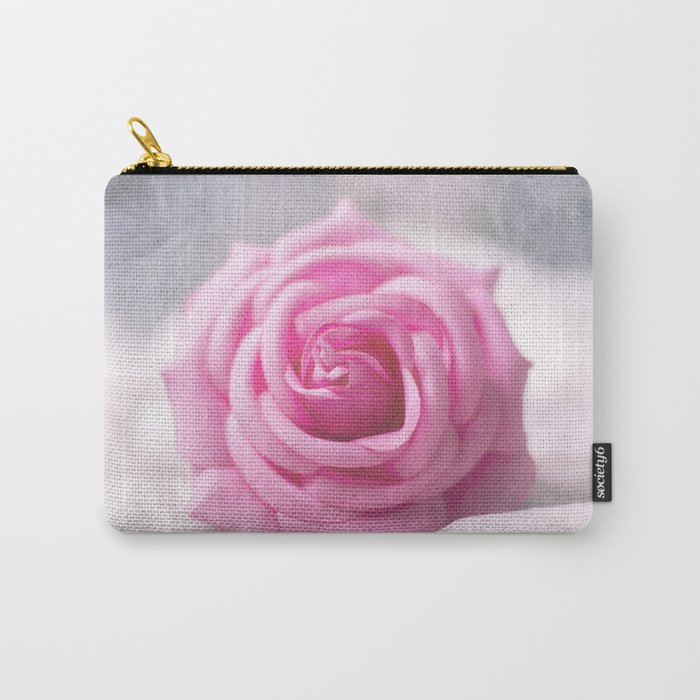 Still life - Rose Carry-All Pouch