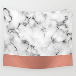 Marble & copper Wall Tapestry
