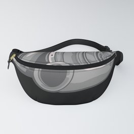 Turbo Turbocharged Boost Lover Gift Fanny Pack