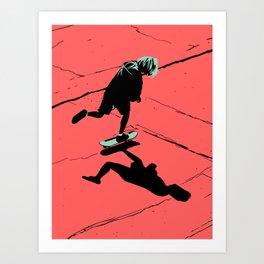 S. K. 02 Art Print